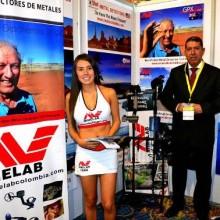 Detectores Colombia en Expofierros 2014